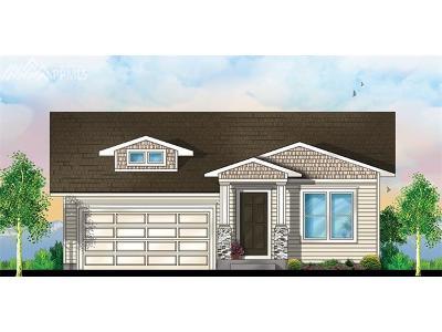 Colorado Springs CO Single Family Home For Sale: $477,884