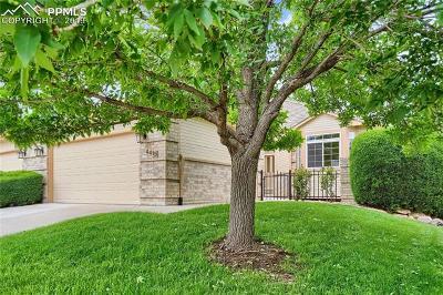 Colorado Springs Condo/Townhouse For Sale: 4415 Songglen Circle