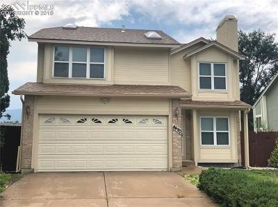 Single Family Home For Sale: 4490 Lincoln Plaza Drive