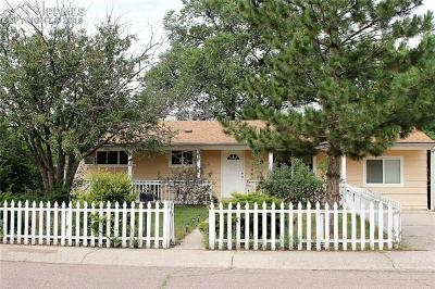 Colorado Springs Residential Income For Sale: 18 Hayes Drive