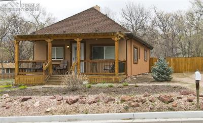 El Paso County Single Family Home For Sale: 602 N 24th Street