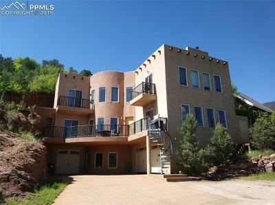 Manitou Springs Single Family Home For Sale: 429 Bond Street