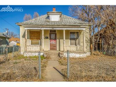 Pueblo Multi Family Home For Sale: 909 E 8th Street