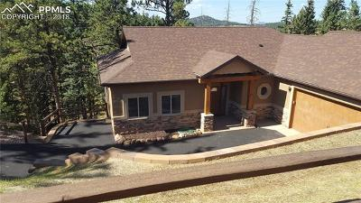 Woodland Park Single Family Home For Sale: 200 Iron Eagle Point