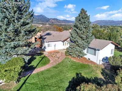 Colorado Springs Single Family Home For Sale: 4 Sommerlyn Road
