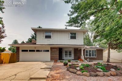 Single Family Home For Sale: 4719 El Camino Drive