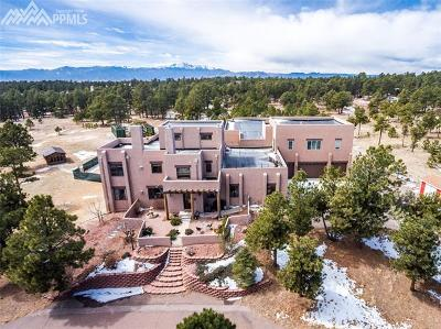 El Paso County Single Family Home For Sale: 11660 Greentree Road