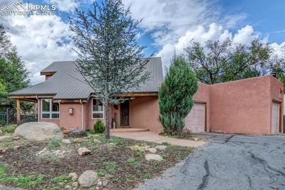 Colorado Springs Single Family Home For Sale: 107 Cerrito Point