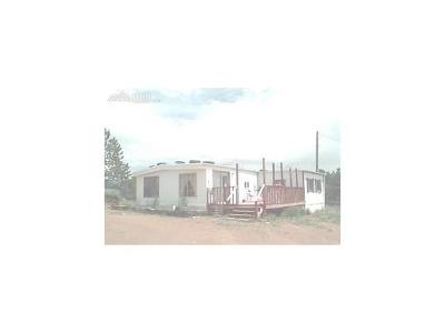 Single Family Home For Sale: 2123 Teller 1 Road