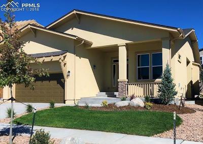 Colorado Springs Single Family Home For Sale: 4218 Notch Trail