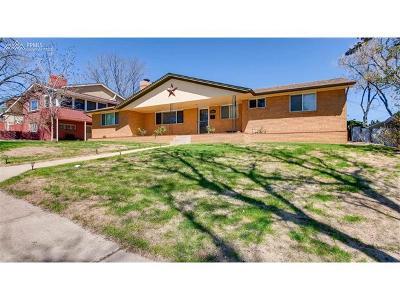 Colorado Springs Single Family Home For Sale: 2227 Patrician Way