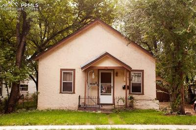 El Paso County Single Family Home For Sale: 11 E Mill Street