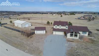 El Paso County Single Family Home For Sale: 15755 Woodacre Court