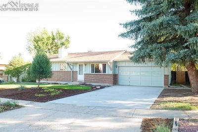 Colorado Springs CO Single Family Home For Sale: $259,900