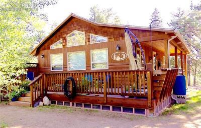 Single Family Home For Sale: 10364 Linger Longer Lane