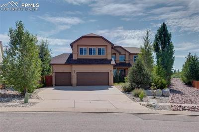 Colorado Springs Single Family Home For Sale: 1083 Prickly Pear Place