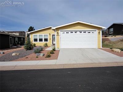 Colorado Springs CO Single Family Home For Sale: $185,000