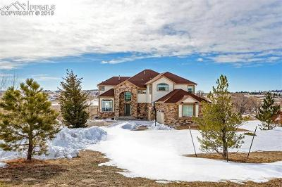 Parker Single Family Home For Sale: 2376 Elkhorn Street