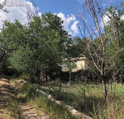 Colorado Springs Single Family Home Under Contract - Showing: 1310 W Costilla Street
