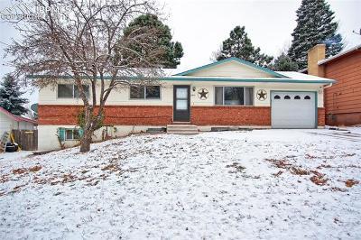 Single Family Home For Sale: 3475 W Montebello Drive