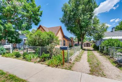 Downtown Central Single Family Home For Sale: 915 Sahwatch Street