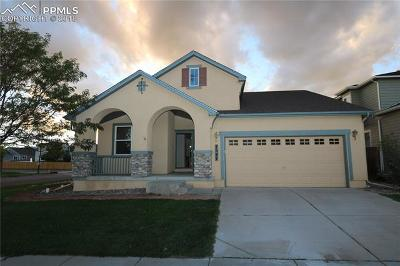 Colorado Springs CO Single Family Home For Sale: $354,900