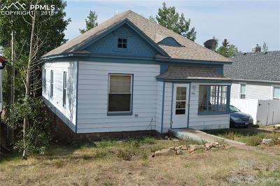 Cripple Creek Single Family Home Under Contract - Showing: 308 E Eaton Avenue