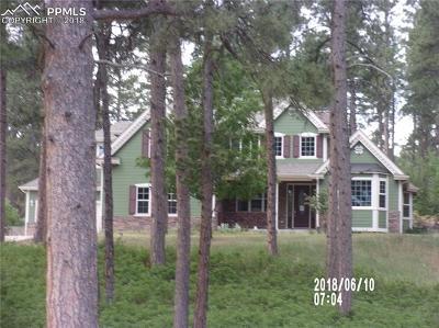 Larkspur Single Family Home For Sale: 4310 Mohawk Drive