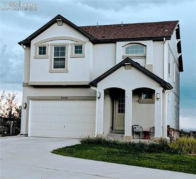Colorado Springs Single Family Home For Sale: 8329 Plumwood Circle