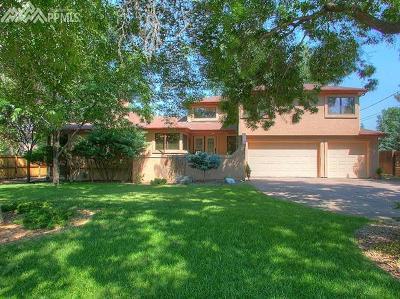Colorado Springs Single Family Home For Sale: 11 Hazel Avenue