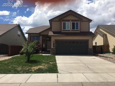 Single Family Home For Sale: 6146 Hayfield Place