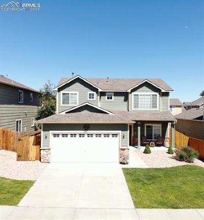 Wolf Ranch Single Family Home For Sale: 7871 Springwood Terrace