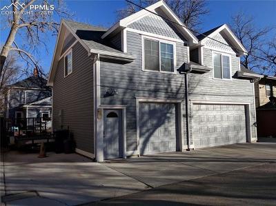 Rental For Rent: 416 N Corona Street #B