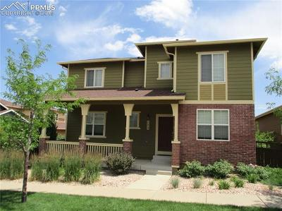 Colorado Springs Single Family Home For Sale: 175 Millstream Terrace