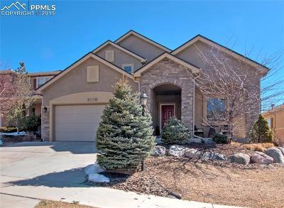 Single Family Home For Sale: 9553 Roxborough Park Court