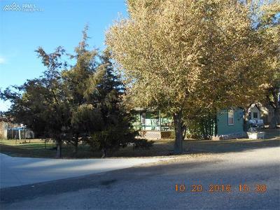 El Paso County Single Family Home For Sale: 104 Rock Island Avenue
