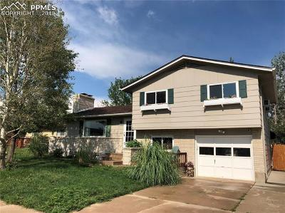 Single Family Home For Sale: 1107 Wynkoop Drive