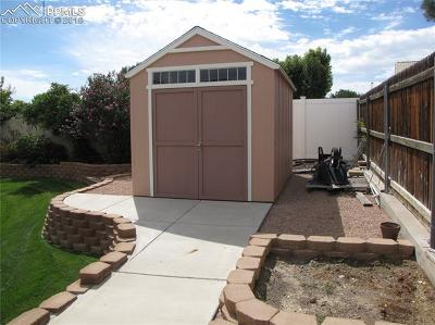 Pueblo Single Family Home For Sale: 192 Bridle Trail
