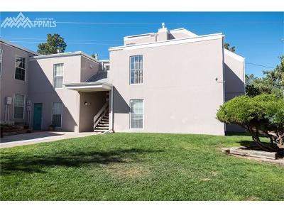El Paso County Condo/Townhouse For Sale: 3425 Rebecca Lane #G