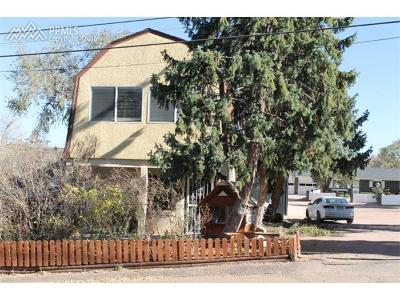 Manitou Springs Single Family Home For Sale: 121 Pawnee Avenue