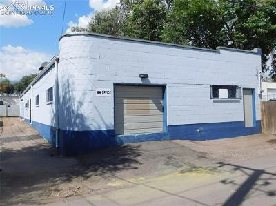 Commercial Under Contract - Showing: 1023 1/2 S Tejon Street
