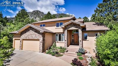 Colorado Springs Single Family Home For Sale: 5723 Adrienne Court