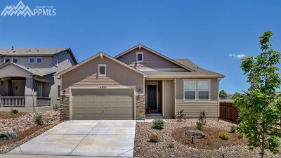 Single Family Home For Sale: 10803 Warm Sunshine Drive