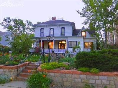 Colorado Springs Single Family Home For Sale: 840 E Kiowa Street