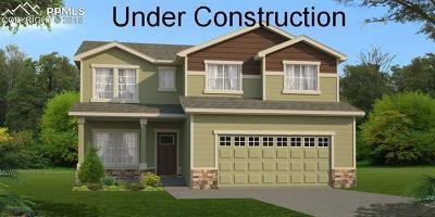 Peyton Single Family Home For Sale: 10068 Beckham Street