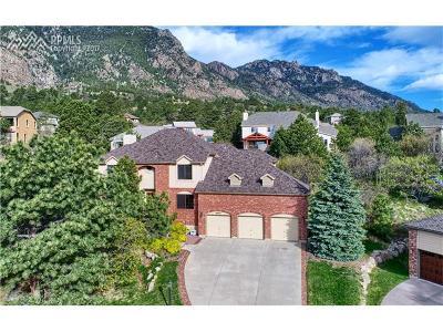 El Paso County Single Family Home For Sale: 5950 Daltry Lane