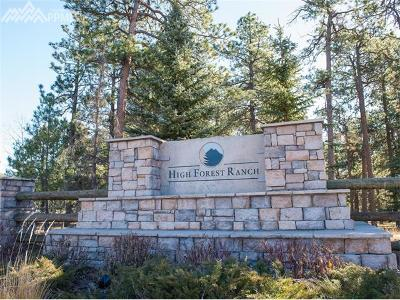 Colorado Springs Residential Lots & Land For Sale: 3930 Serenity Place