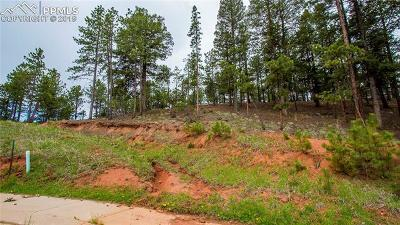 Woodland Park Residential Lots & Land For Sale: 1200 Cottontail Trail