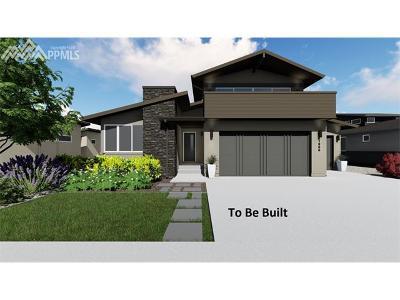 Colorado Springs Single Family Home For Sale: 10457 Marshall Mesa Court
