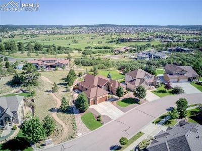 Colorado Springs Single Family Home For Sale: 1616 Oakmont Drive